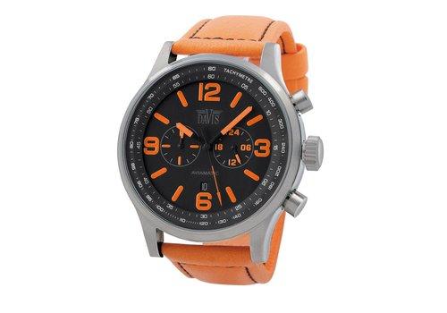 Aviamatic Watch Ora/Blk2 1276