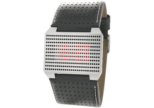 Screen LED Watch Black W 1302