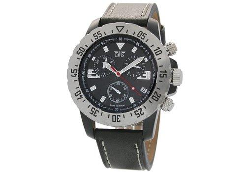 Trevis Watch Black/Black 1435