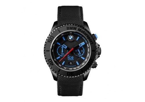 Ice-Watch BMW Motorsport Black Chrono Big staal