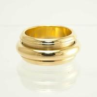 18 Krt. geel gouden Piaget ring