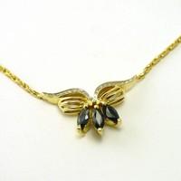 14 karaat geel gouden collier