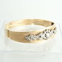 14 krt. geel gouden armband