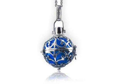 Engelsrufer ER-07-SML hanger blauwe bal