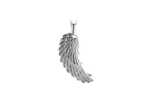 Engelsrufer ERW-S Engelenvleugels Zilver S