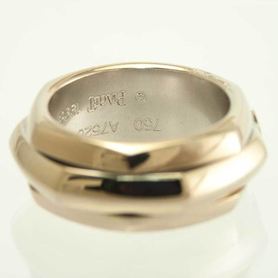 18 krt. wit gouden Piaget ring