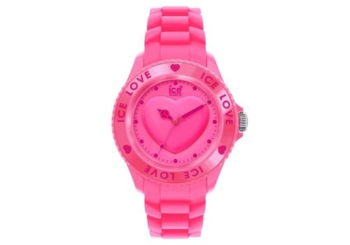 Ice-watch Ice-Love Pink Zirkonia