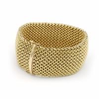 Occ 18 krt. armband 58.3g BKAB polsmaat 18,5