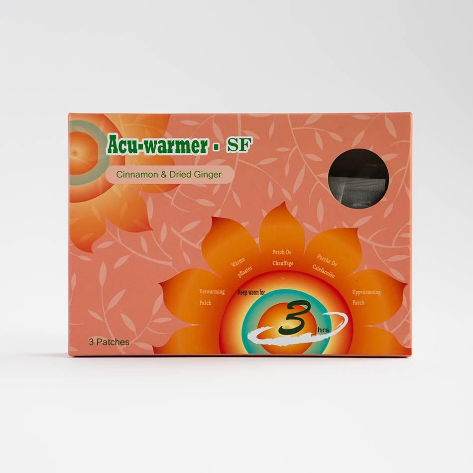 ACU-Warmer ACU-WARMERS- Funktionales Wärmepflaster