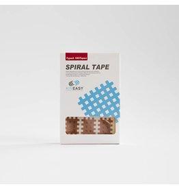 Kineasy Kineasy Cross Tape – Spiral Tape