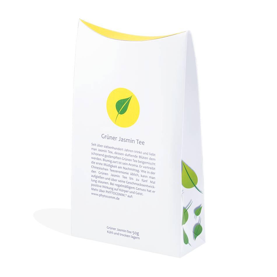 PHŸTOCOMM.®  Green Jasmine Tea