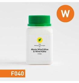 PHŸTOCOMM.®  W02 - Vent Chaleur et Vent Froid aiguës