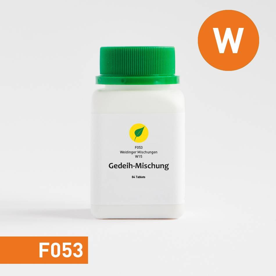 PHŸTOCOMM.®  Weidinger Mischung 15 - Gedeih-Mischung