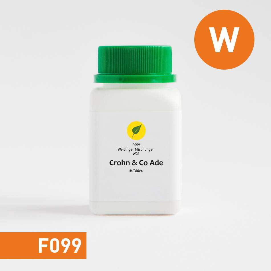 PHŸTOCOMM.®  Weidinger Mischung - W31- Crohn und Co Ade