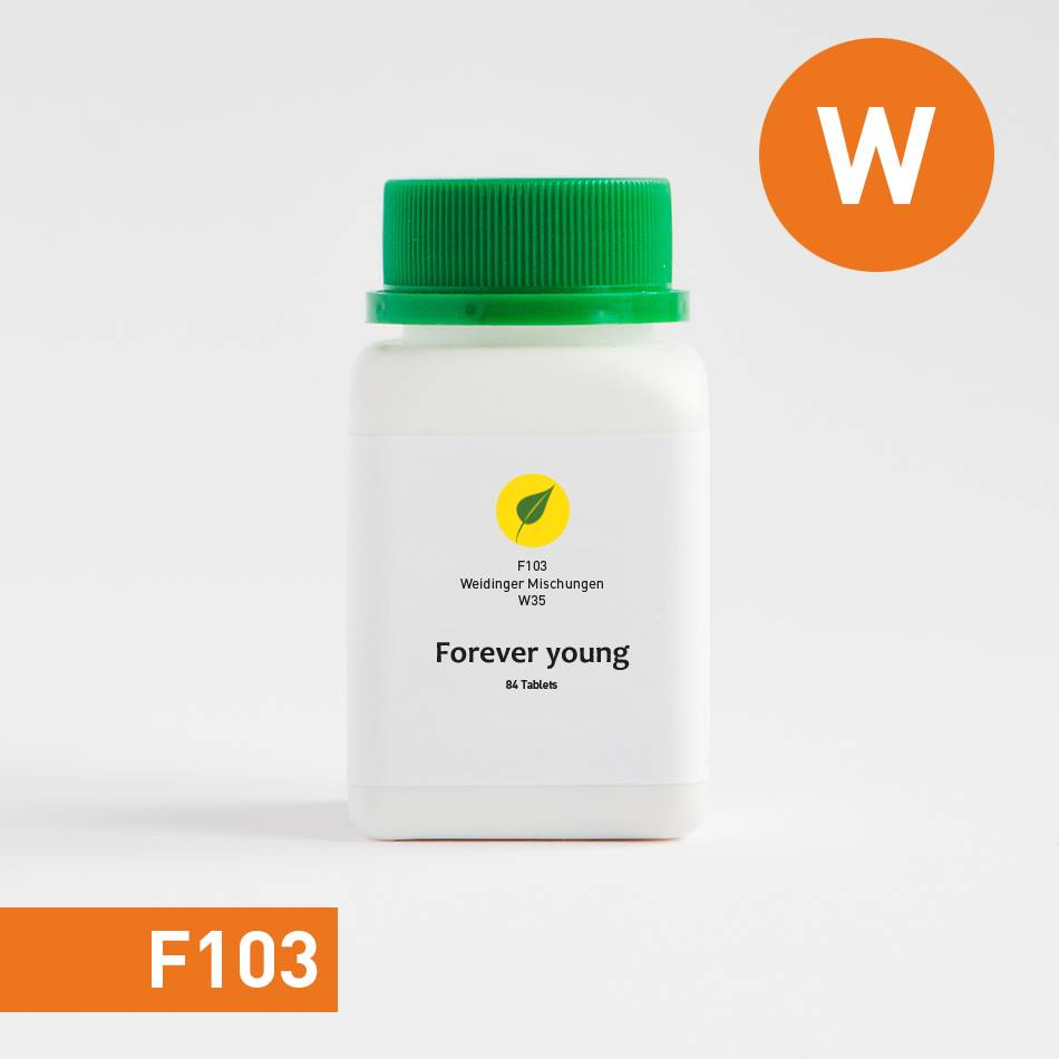 PHŸTOCOMM.®  Weidinger Mischung - W35 - Forever young