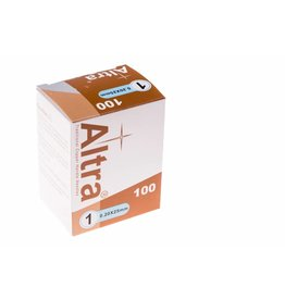 Altra Altra Akupunktur-Nadeln mit Kupfer-Drahtgriff mit Schlaufe- Guidetube 0,20x25 mm