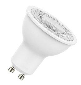 Dimbare GU10 LED Spot 7W 4000K helder wit licht vervangt 65 Watt