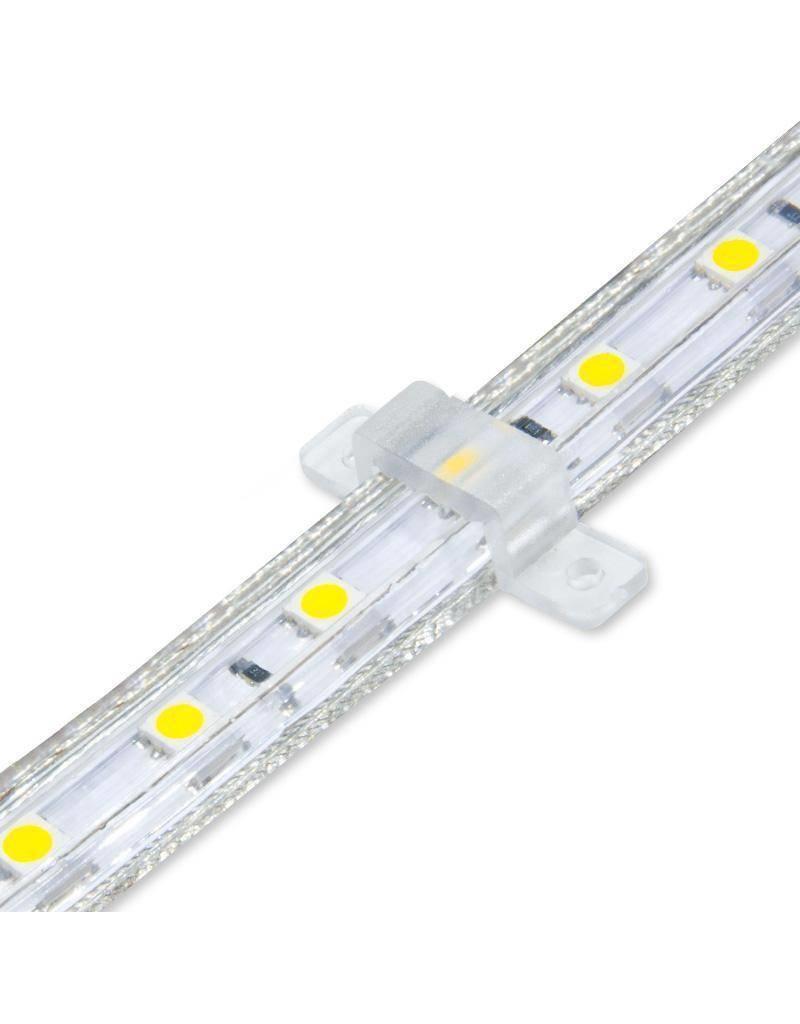 LED lichtslang 50 meter 3000K warm wit licht incl. aansluitsnoer