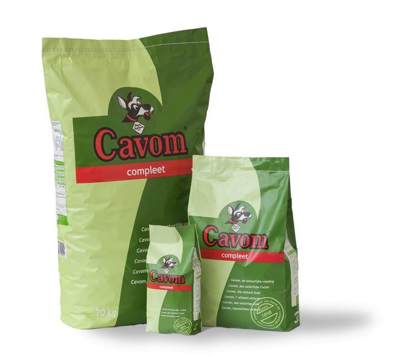 Cavom | Compleet Adult | 20 kg | Vlees | -
