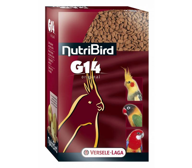 Versele-Laga Nutribird | Nutribird G14 original | 1 kg | natural