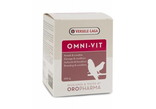 Versele-Laga Versele-Laga Oropharma | Omni-vit kweek & conditie | 200 g