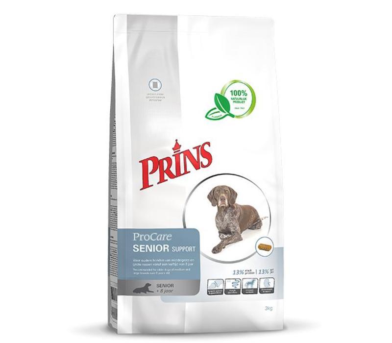 Prins   Procare senior   15 kg   gevogelte   vlees