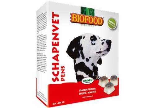 Biofood Biofood   Schapenvet maxi pens   pens   vet   40 stuks