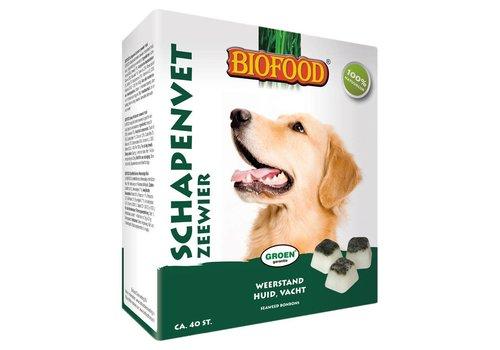 Biofood Biofood   Schapenvet zeewier   zeewier   vet   40 stuks