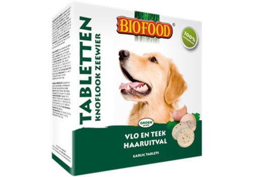 Biofood Biofood   Snoepje nat/zeewier anti-vlo   zeewier   55 stuks