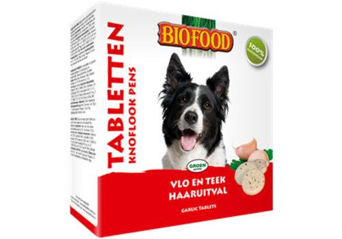 Biofood Biofood   Snoepje pens anti-vlo   pens   55 stuks
