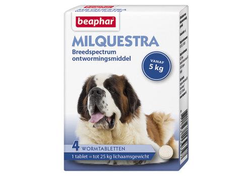 Beaphar Beaphar   Milquestra hond   4 tab   5 tot 75 kg