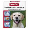 Beaphar Beaphar | Vlooien anti conceptie hond l | 3 stuks | groot | Large