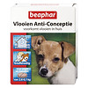 Beaphar Beaphar | Vlooien anti conceptie hond s | 3 stuks | Small