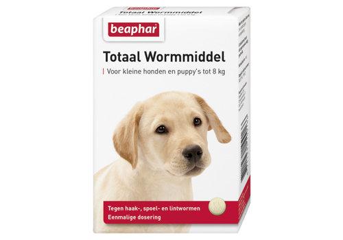 Beaphar Beaphar | Wormmiddel totaal hond klein | 6 tab | Small