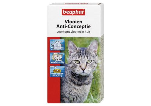 Beaphar Beaphar | Vlooienanticonceptie kat s | 3 stuks | Small