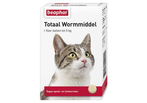 Beaphar Beaphar   Wormmiddel totaal kat   10 stuks