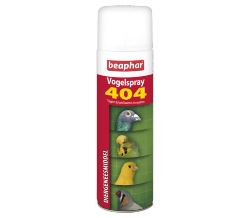 Beaphar   404 vogelspray   500 ml