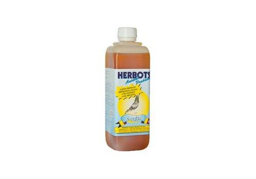 Herbots 4 Olien (tarwekiem, levertraan, look en zonnebloemolie)