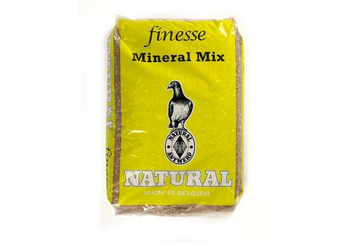 Natural Natural finesse mineral mix