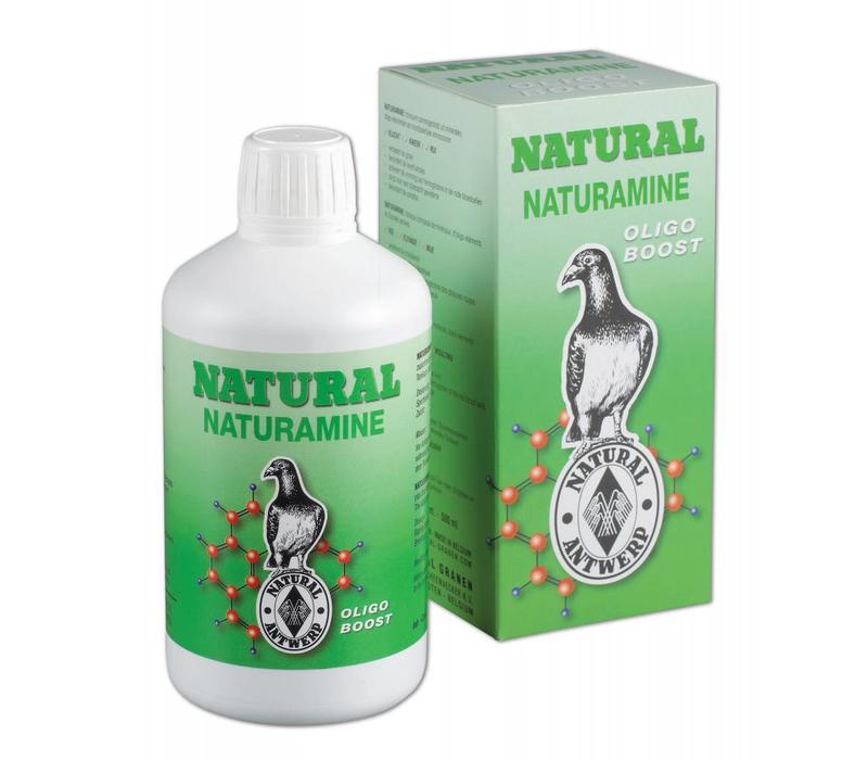 Natural naturamine