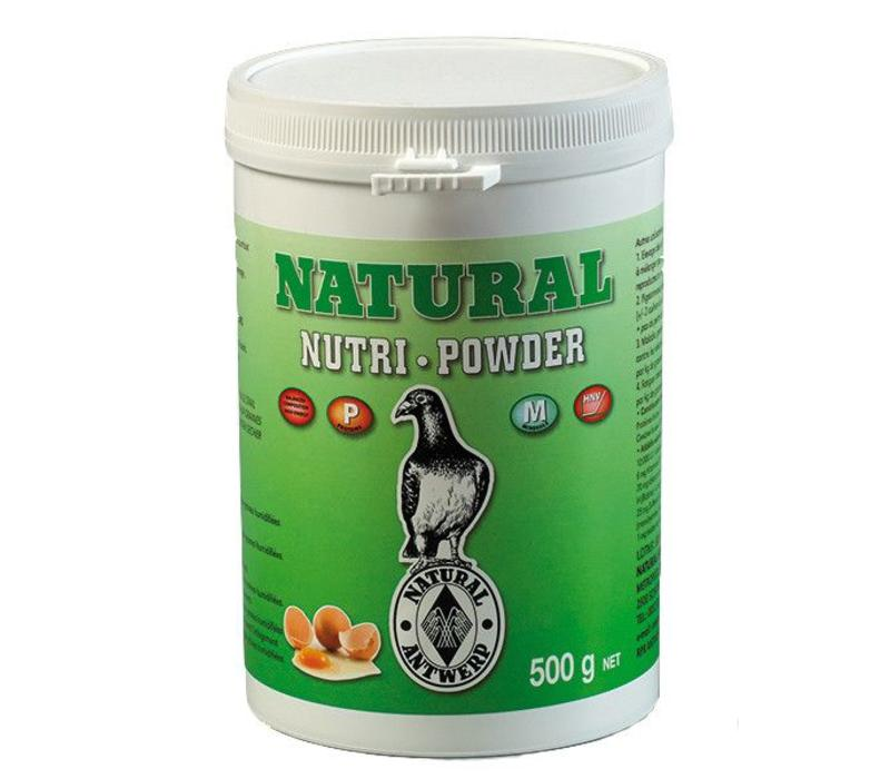 Natural nutri-powder