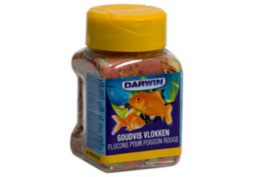 Darwin Darwin | Goudvis vlokken | 100 ml