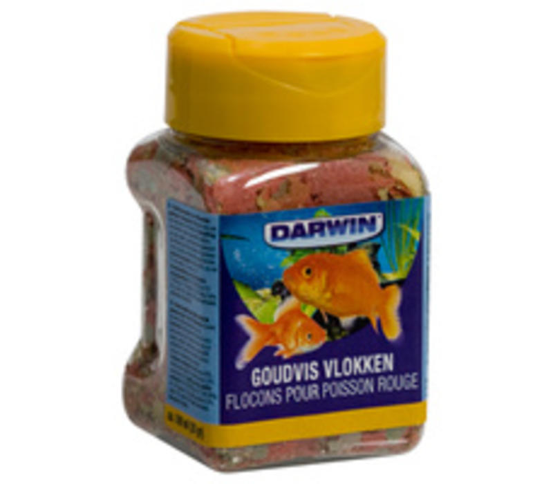 Darwin   Goudvis vlokken   100 ml