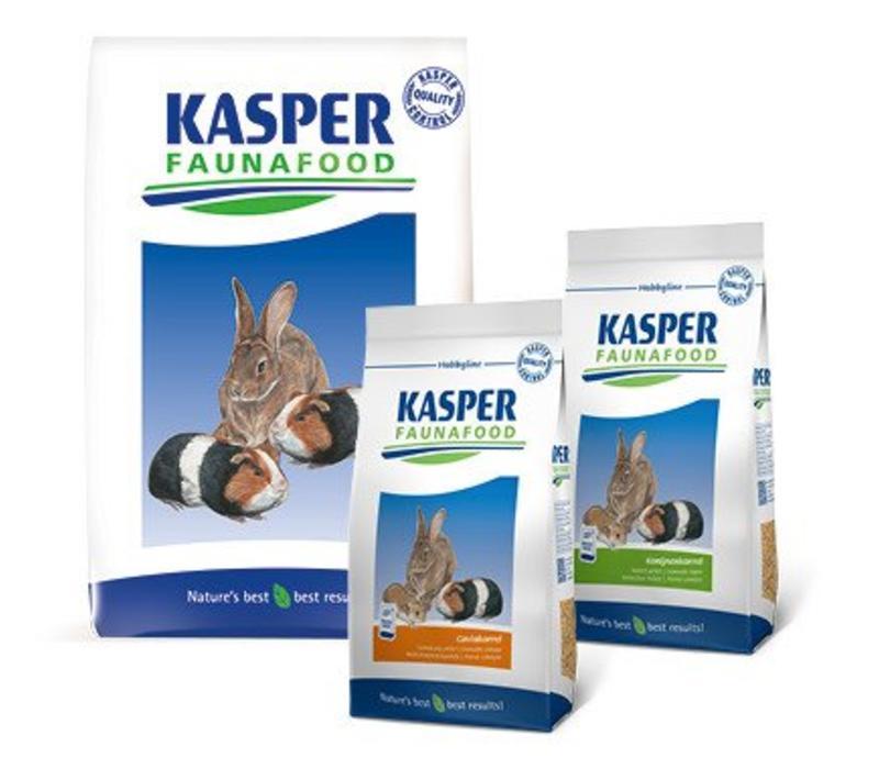 Kasper Faunafood konijnenkorrel sport