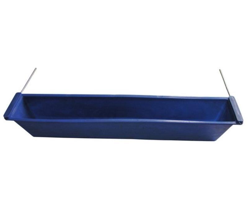 Waterbak reismand blauw