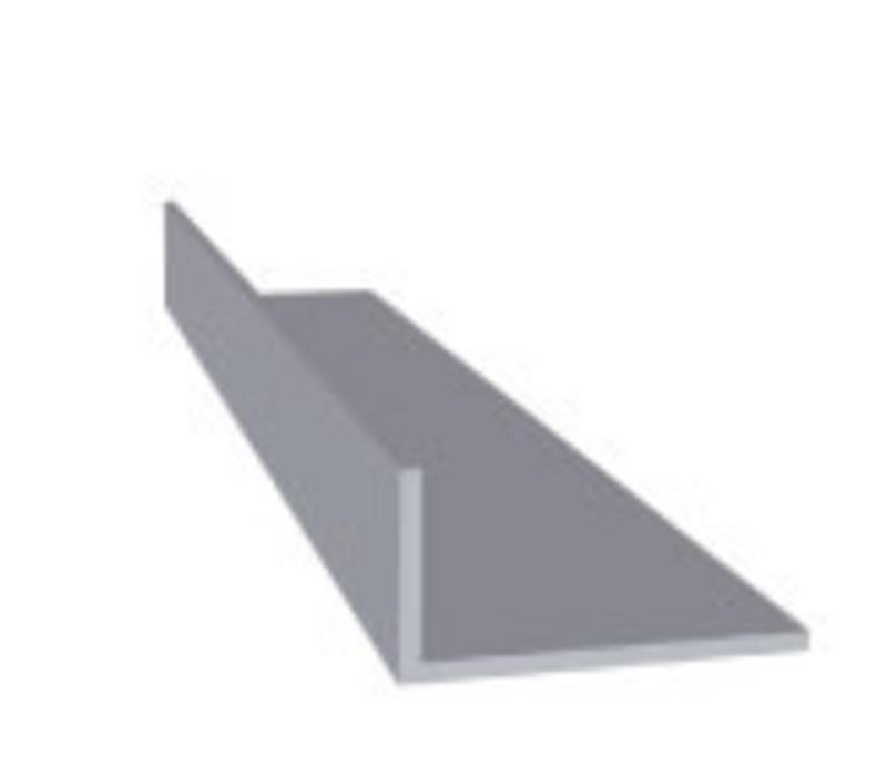 Aluminium Hoeklijn 20 x 40 x 2,0 mm