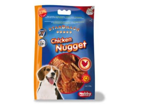"Nobby STARSNACK ""Chicken Nugget"