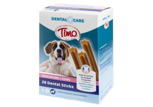 Timo Timo   Dental care sticks m-p large   dental   28 stuks   Large