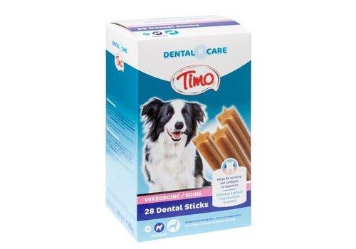 Timo Timo   Dental care sticks m-p medium   dental   28 stuks   Medium