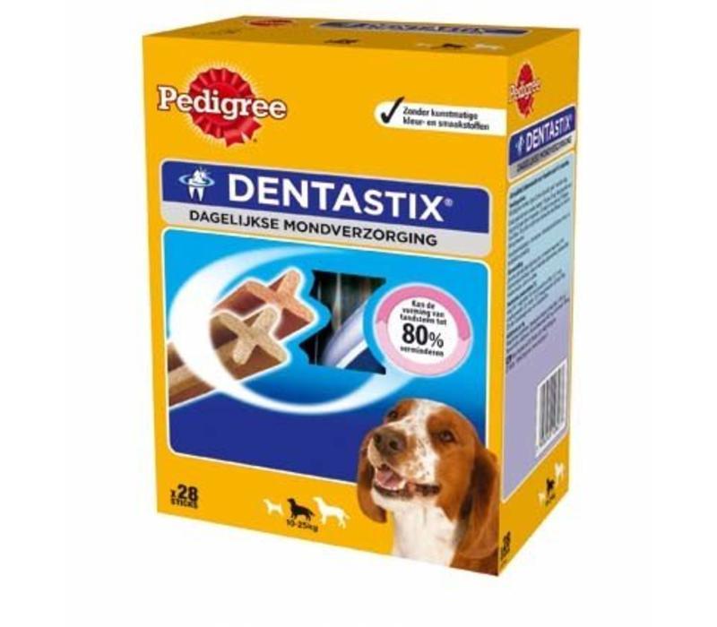 Pedigree | Dentastix m-p medium | Dental | 28 stuks | Medium
